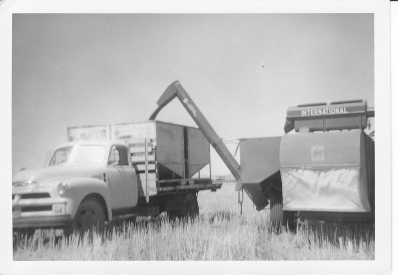 Faulkner collection: Bulk handling comes to the Faulkner property